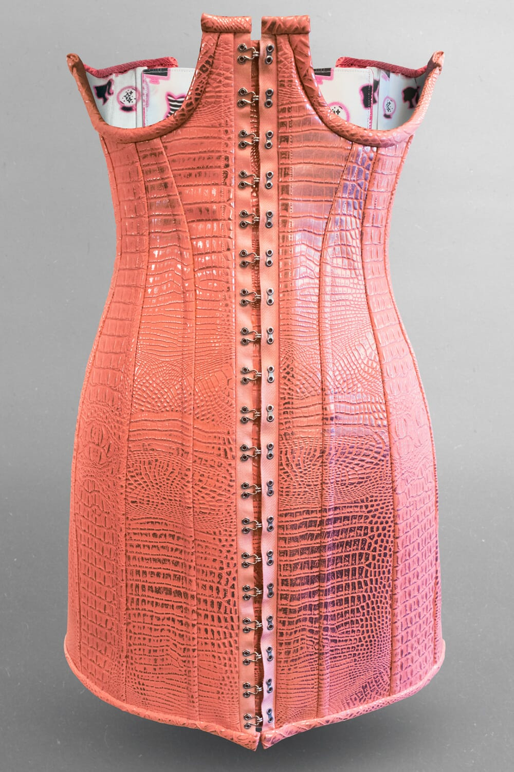The Skinny Confidential Underbust Corset Dress